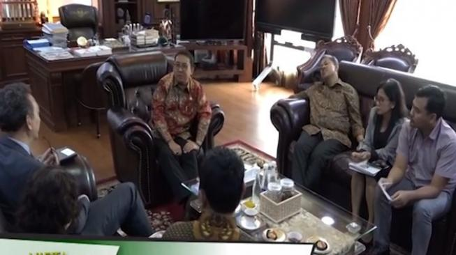 DPR Kerjasama  dengan  Westminster Foundation For Democracy