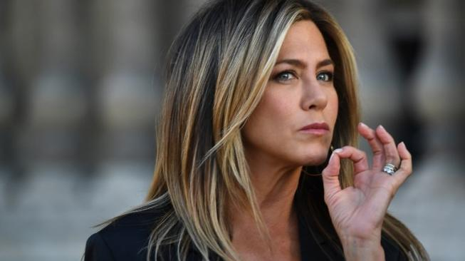 Jennifer Aniston (Gabriel Bouys / AFP)