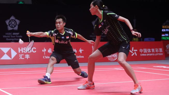 Kalah dari Wakil Korsel, Hafiz/Gloria Runner Up di German Open 2019