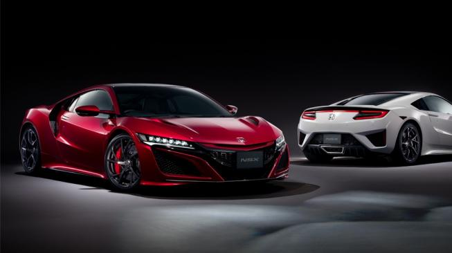 All New Honda Insight dan NSX Unjuk Gigi di Toyota Auto Salon 2019