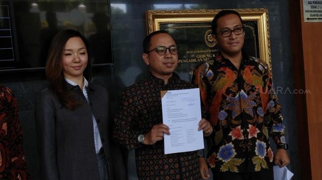 Jokowi Digugat ke Pengadilan karena Lion Air Sering Delay dan Kecelakaan