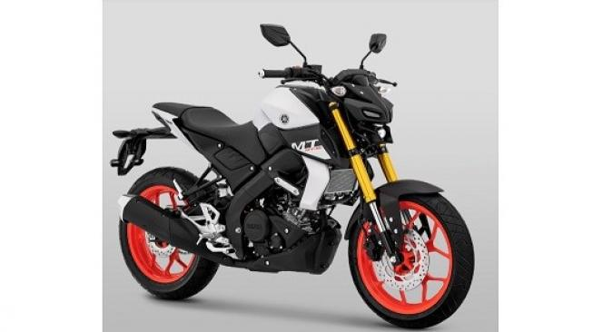 Yamaha MT-15 standar light grey [Yamaha Indonesia].