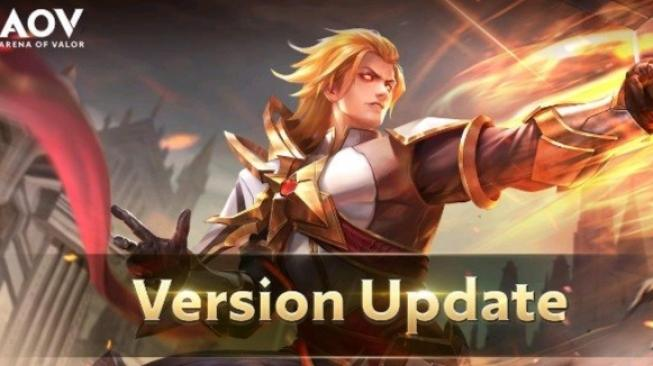 Update AOV. [Garena Arena Of Valor Indonesia]