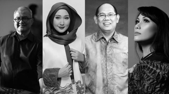 4 Desainer Indonesia yang akan tampil di New York Fashion Week 2019. (Indonesia Fashion Gallery)