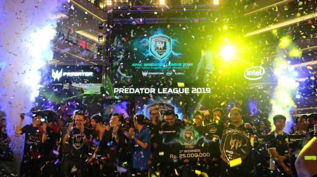 Inilah Wakil Indonesia di Grand Final Asia Pacific Predator League 2019