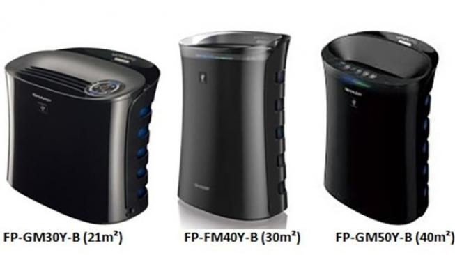 SHARP Plasmacluster Air Purifier. (Dok: Sharp)