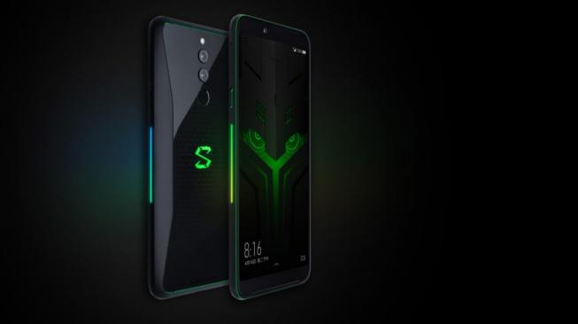 Ponsel Gaming Xiaomi Black Shark 2 Meluncur April?