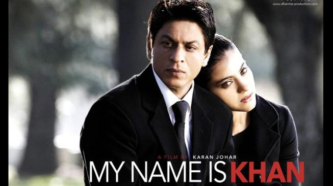 Shahrukh Khan dan Kajol dalam film My Name Is Khan. (Fox Star Studios)