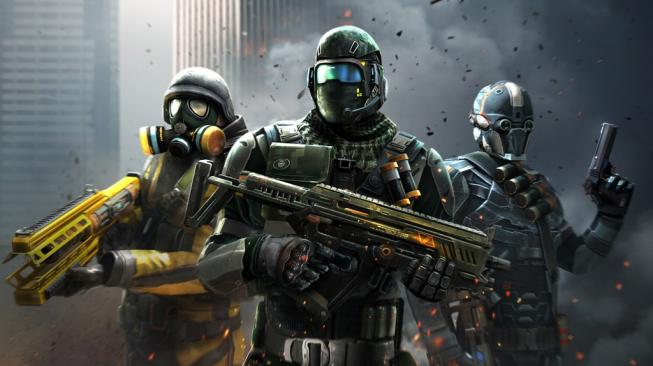 Game Modern Combat 5: Blackout Tersedia di Nintendo Switch