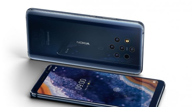 Nokia 9 PureView. (HMD Global)