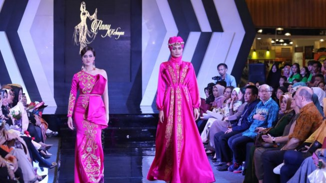 Palembang Fashion Week 2019. (PWF 2019)