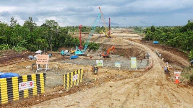Menteri PUPR Apresiasi Cepatnya Progres Pembangunan Tol Banda Aceh - Sigli
