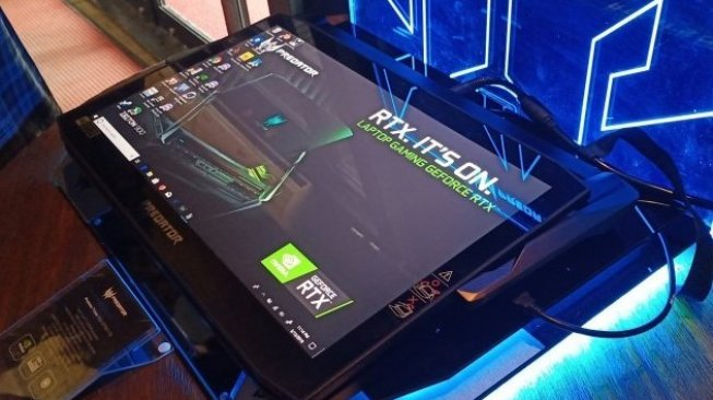 Acer Rilis Dua  Laptop Gaming Teranyar