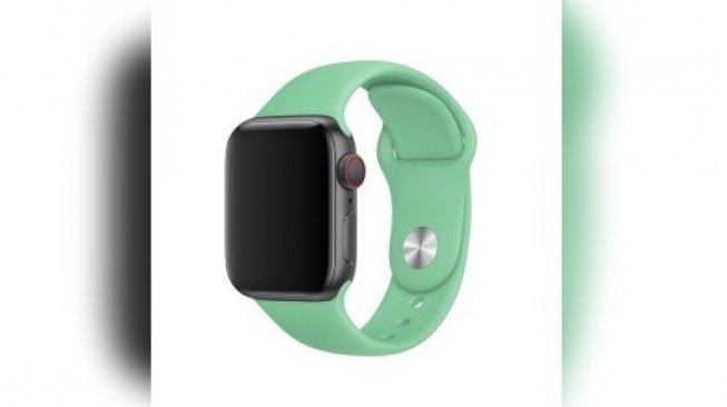 Apple Watch Sport Bands. [Apple]