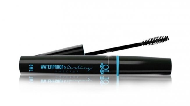 Waterproof & Curling Mascara. (Dok. QL Cosmetic)