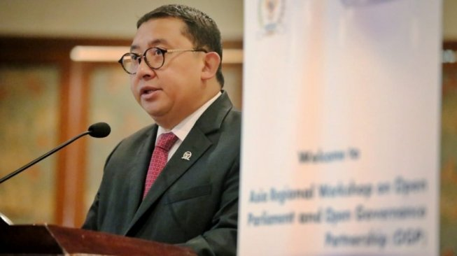 Fadli Zon Buka Asia Regional Meeting on Open Parliament