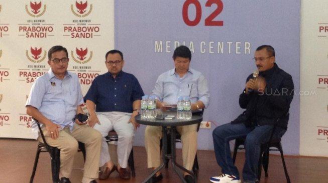 Soal Kecurangan Pemilu, Adik Prabowo Klaim Temui Komisioner Bawaslu dan KPU
