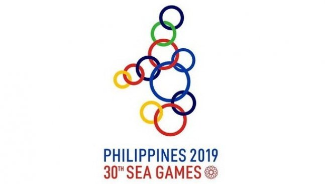 Logo SEA Games 2019 Filipina. [Facebook/phlseagames]