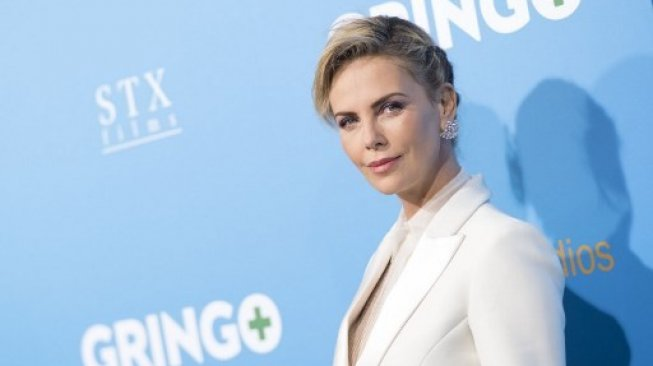 Charlize Theron [Valerie Macon / AFP]