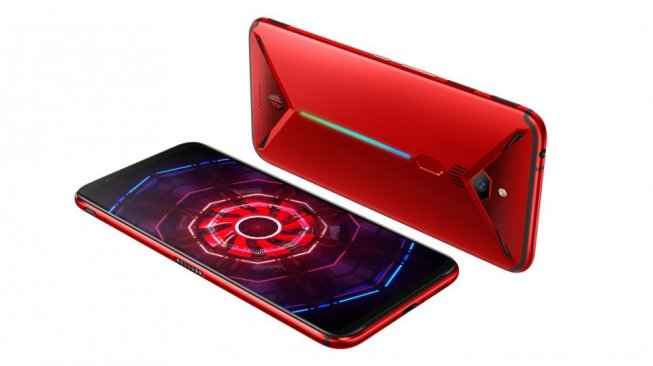 Skor AnTuTu Nubia Red Magic 5S Hempaskan Lenovo Legion