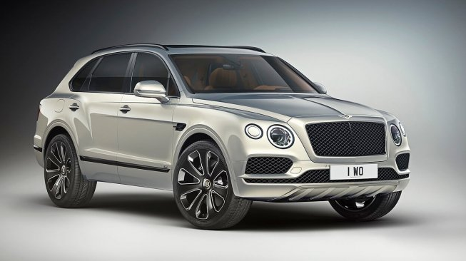 Bentley Bentayga Onyx (Instagram/@bentleyid)