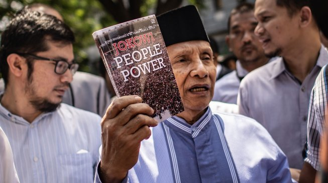 People Power Jadi Power Sharing, Demokrat: Memalukan dan Tak Berprinsip!