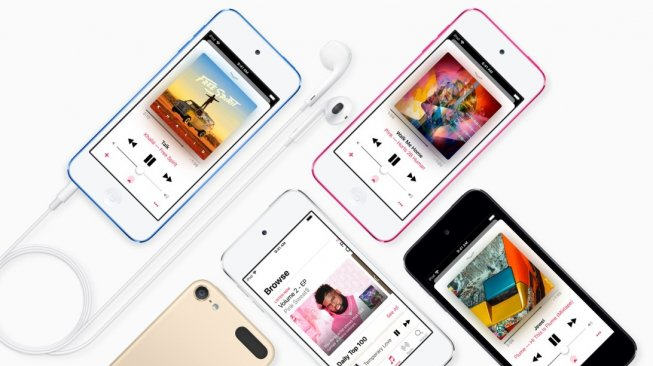 iPod Touch 7. (Apple)