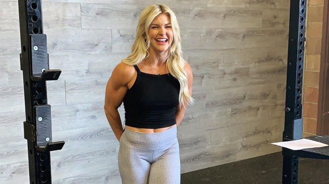 Brooke Ence. (Instagram/@brookeence)