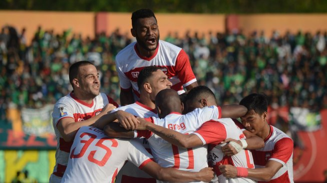 Link Live Streaming Liga 1 2019 Malam Ini, Madura United vs PSS Sleman