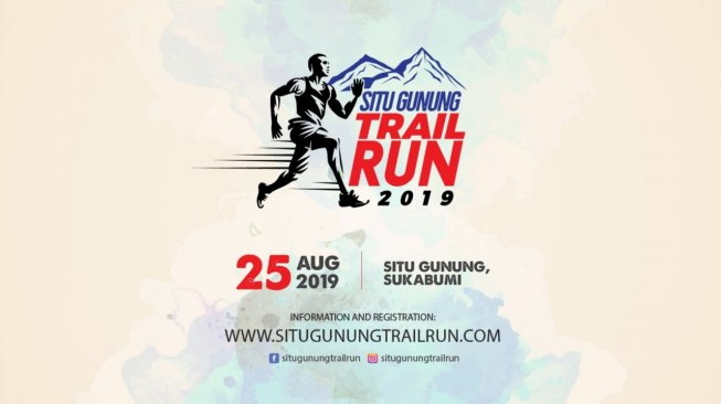 Situgunung Trail Run 2019
