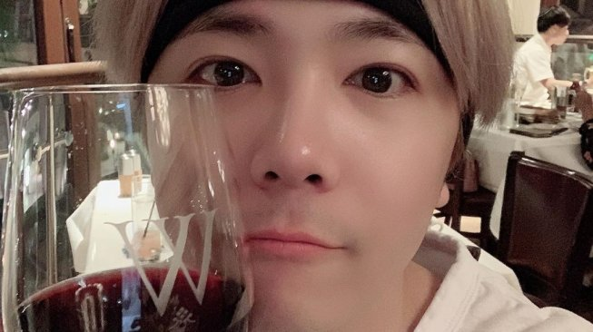 Lee Hong Ki. (Instagram/skullhong12)