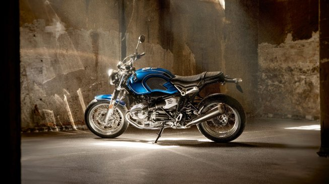 BMW R Nine T /5. (Carscoops)