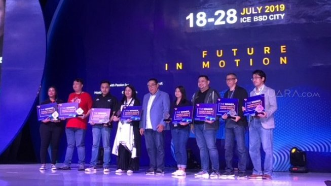 Exhibitors Night GIIAS 2019: Dari Mobil Favorit sampai Miss Auto Show