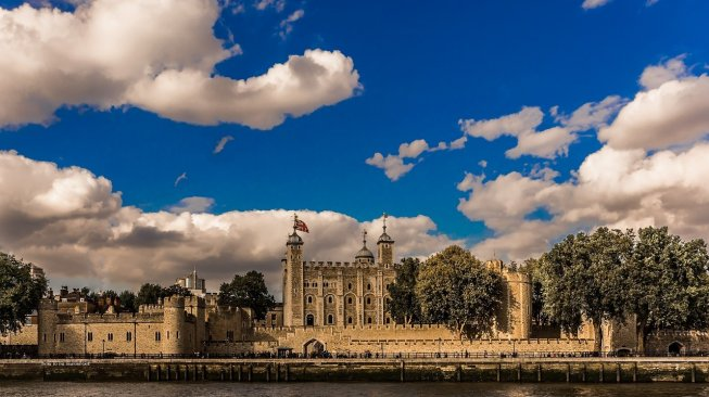 Tower of London (Pixabay/627389)