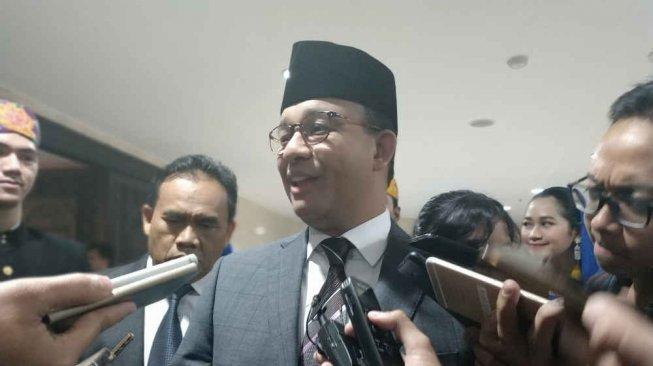 Wacana Bekasi Jadi Jakarta Tenggara, Anies Serahkan ke Pemerintah Pusat