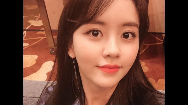 Artis Korea, Kim So Hyun. (Instagram/@wow_kimsohyun)