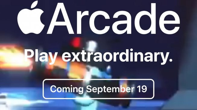 Apple Arcade. [YouTube/@Apple]