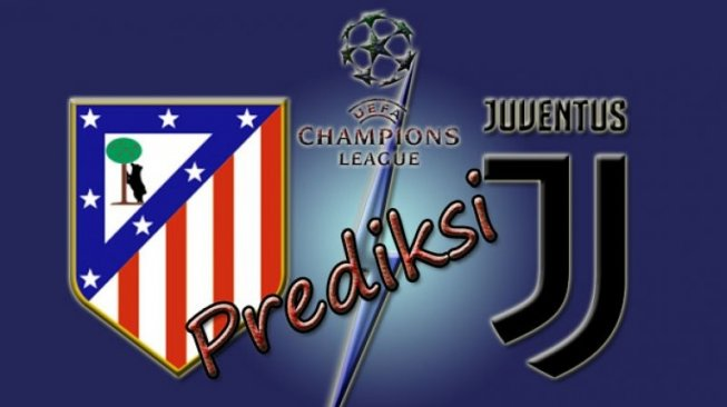 Link Live Streaming Liga Champions, Atletico Madrid Vs Juventus