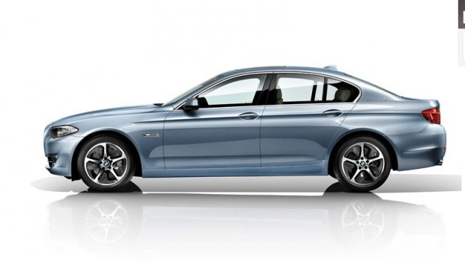 Ilustrasi BMW 5 Series. (bmwdrives.com)