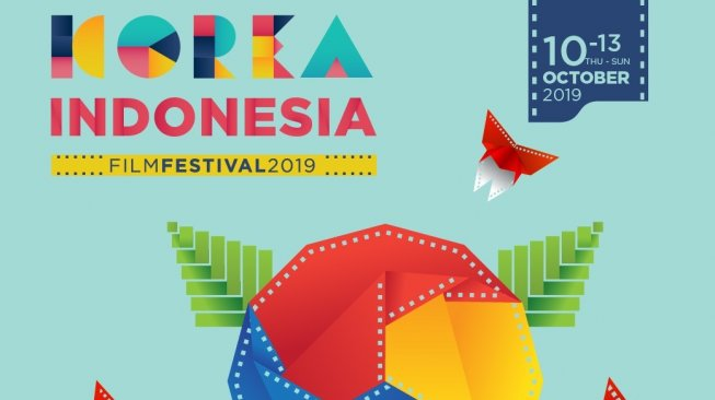 Korea Indonesia Film Festival 2019.