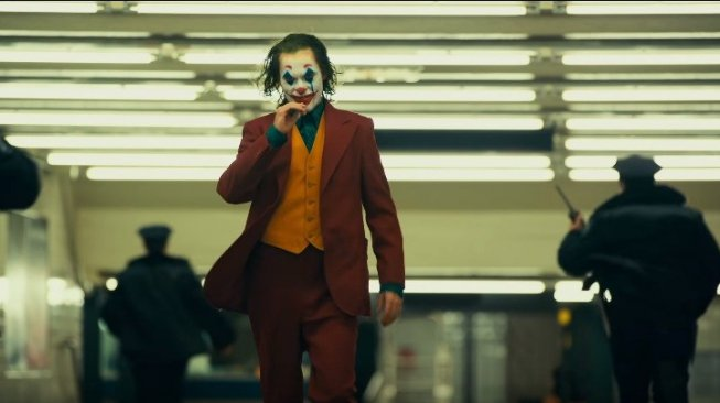 Petikan trailer film Joker [Youtuber/Warner Bros Pictures]