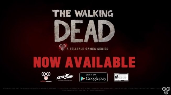 The Walking Dead: Season One. [Google Play Store]