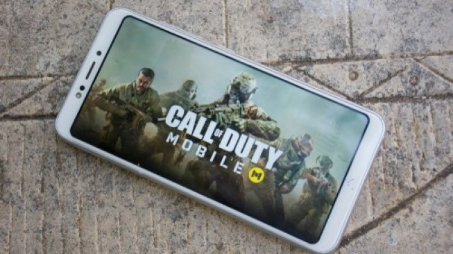 Ilustrasi aplikasi Call of Duty: Mobile. [Shutterstock]