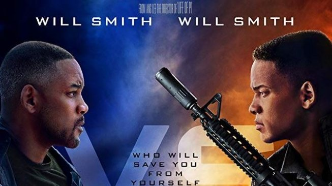 Mengintip Aksi Will Smith Muda di Film Gemini Man, Bikin Deg-degan