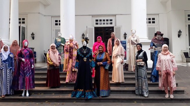 Indonesia Modest Fashion Week 2019 Siap Digelar pada 16-20 Oktober 2019