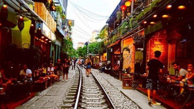 Duh, Spot Instagramable di Vietnam Ini Tutup Gara-gara Kebanyakan Turis