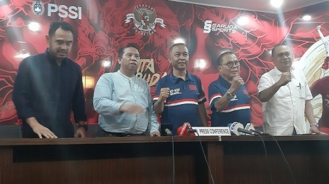 KP Minta Caketum PSSI Tak Colong Start Kampanye