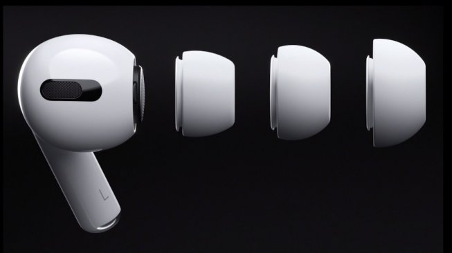 Airpods Pro. [Apple]