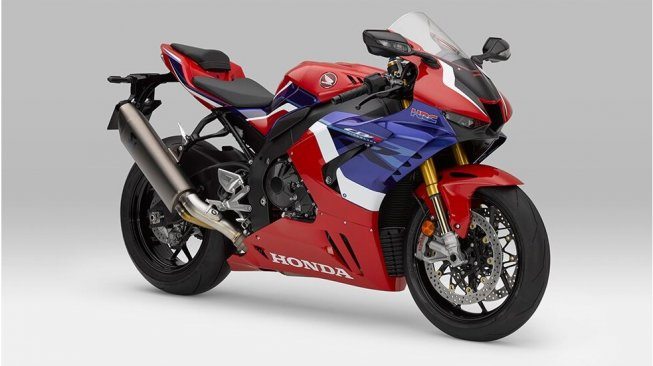 Tampilan keren Honda CBR1000 RR-R [screen shot: Honda Global].
