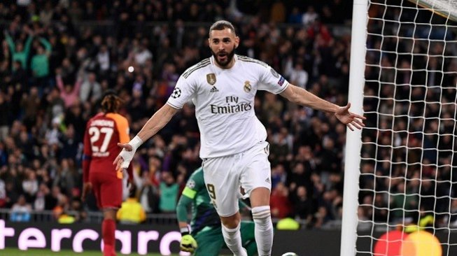 Pesta Gol di Bernabeu, Real Madrid Bantai Galatasaray 6-0